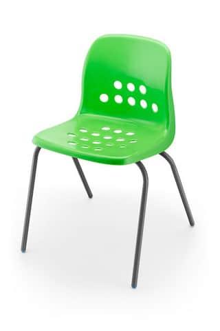 Pepperpot-Green-Plastic-Classroom-Chair