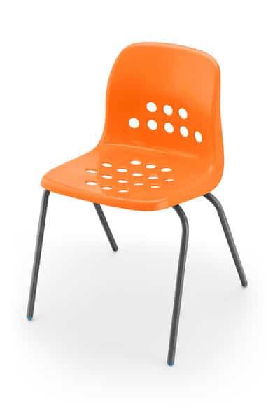 Pepperpot-Orange-Plastic-Classroom-Chair