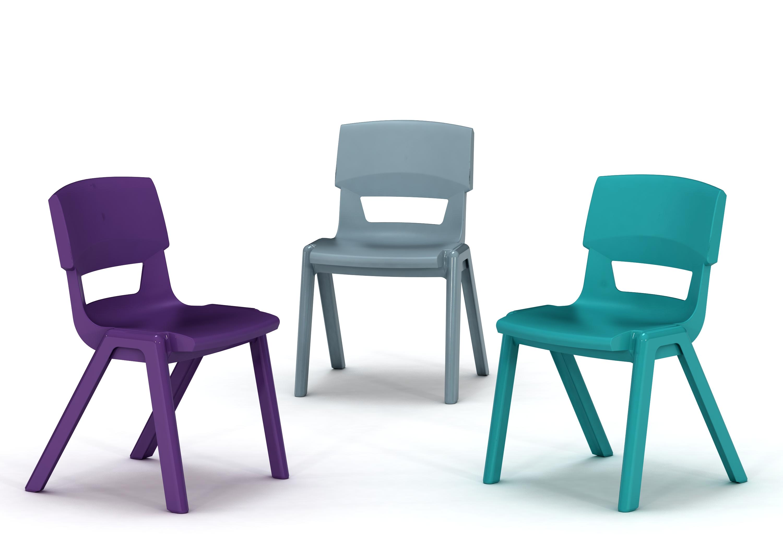 Postura-Plus-Plastic-Classroom-Chairs-Sugar-Plum-Aqua-Powder-Blue