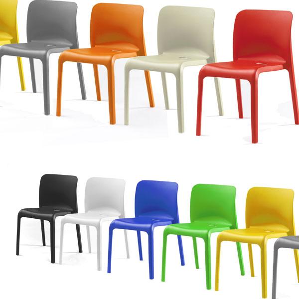 Shell Polypropylene Chair