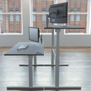 Rise-Electrical-Height-Adjustable-Desk-In-Situ