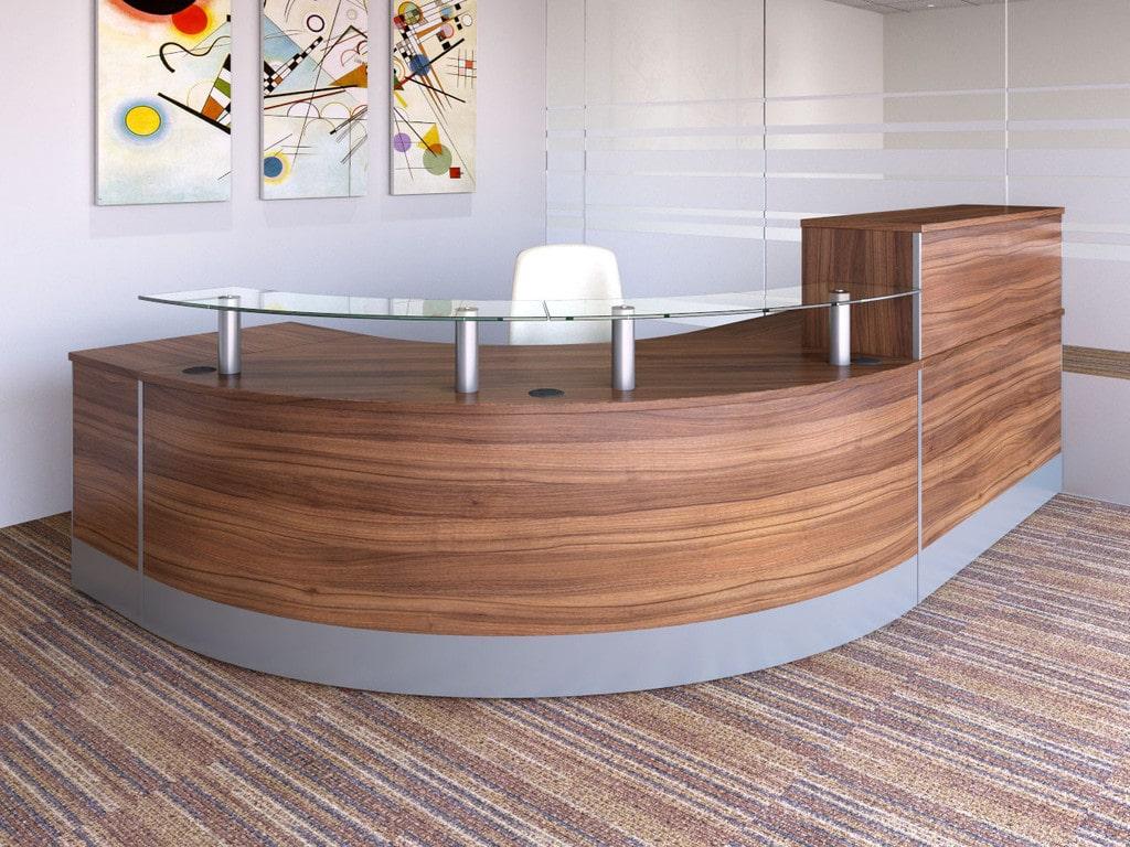 Small Reception Desks